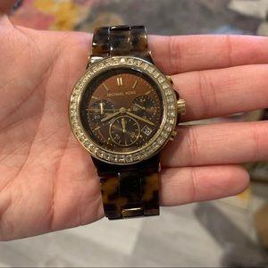 Michael kors watch. Needs new battery